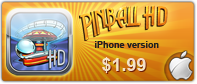 Buy Pinball HD for iPhone $1.99