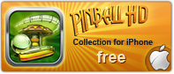 Free Pinball HD Collection for iPhone